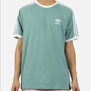 adidas Men's 3-Stripes Tee NWT - L